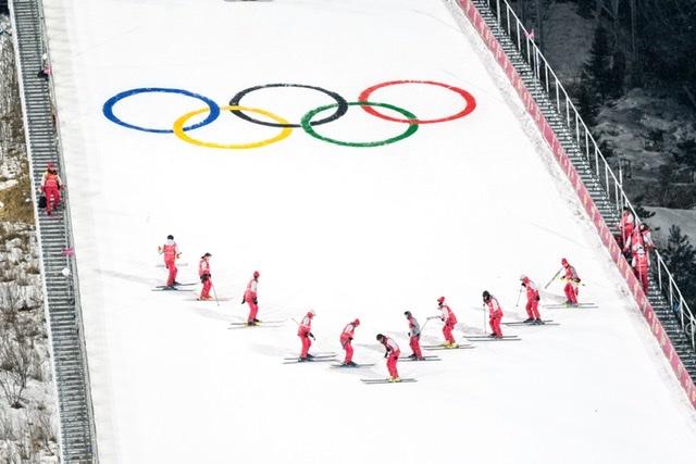 Die Entscheidung der Verschiebung der olympischen Spiele war eine Mammut-Aufgabe für das IOC.