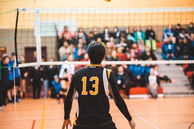Besonders im Frauen-Bereich kann der Volleyball punkten.