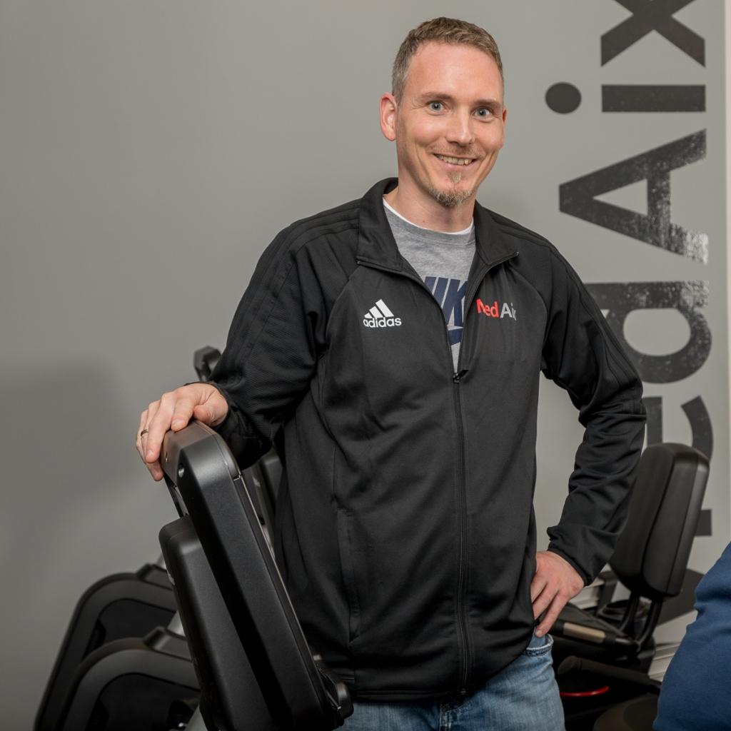 Daniel Gier ist Unternehmer und Experte in der Fitnessbranche