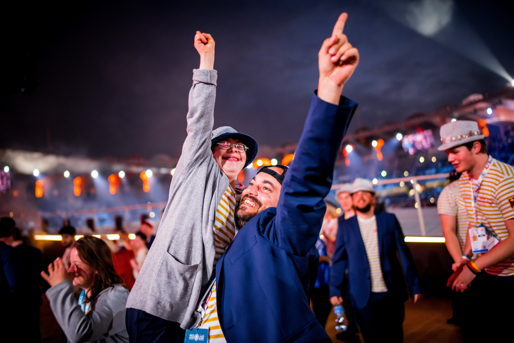 Die Special Olympics World Games sind das weltweit größte Sportevent für Menschen mit geistiger und mehrfacher Behinderung.